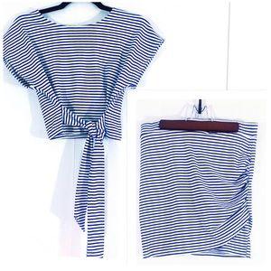 GB Fashionable Shirt & Skirt Combo